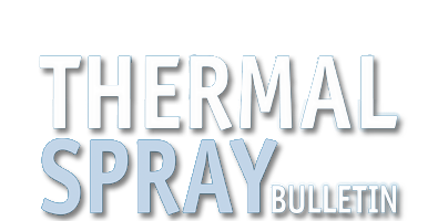 Thermal Spray Bulletin